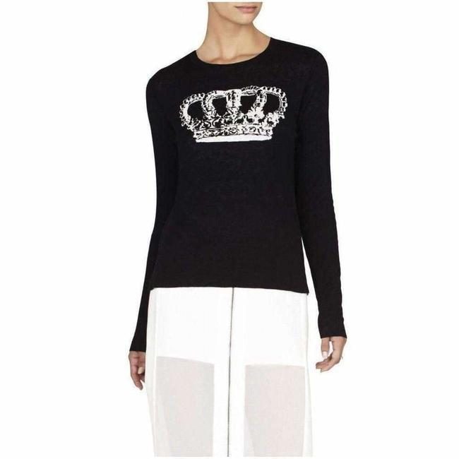 Item - Diane Reversible Crown Intarsia Top Lsp734el-052 S Sweater/Pullover