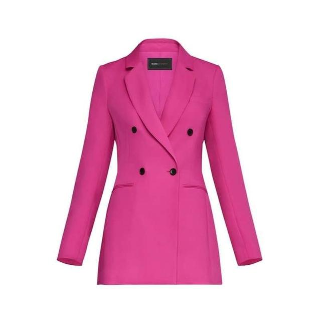 Item - Long Double Breasted Blazer