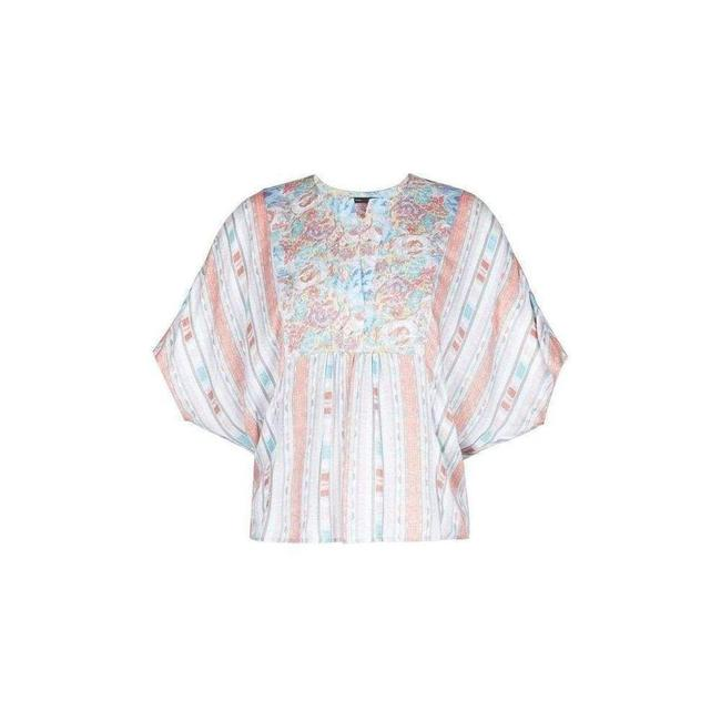 Item - XS Skarlett Relaxed Handkerchief Top Tee Shirt