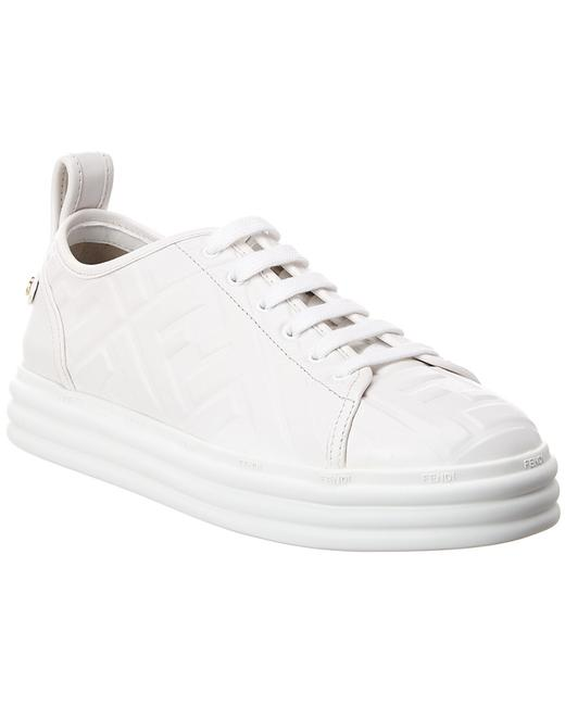 Item - Rise Leather Sneaker 8e8017 Aads F10wi Athletic