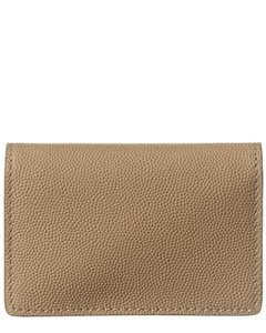 Burberry Grainy Leather Card Case On Chain 8018970 Accessory