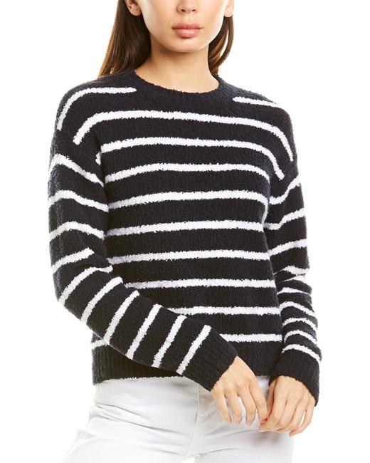 Item - Striped Waffle Stitch V656278411 Sweater/Pullover