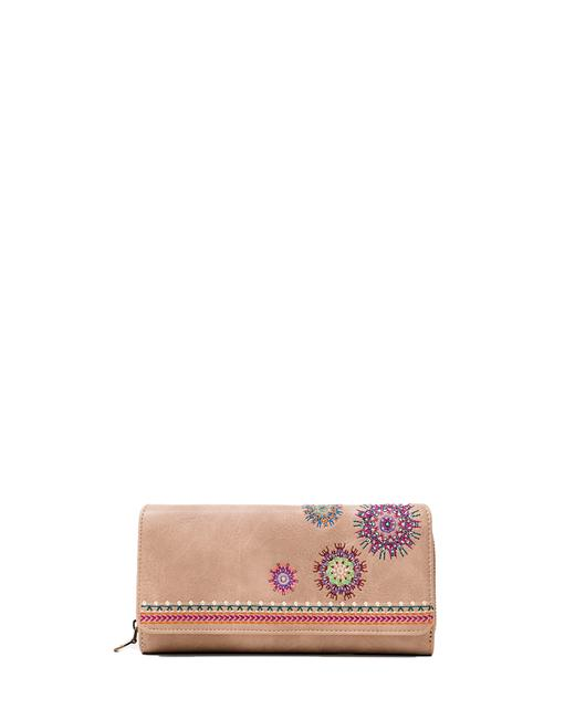 Desigual Beige Women's Wallets Belt Desigual Beige Women's Wallets Belt Image 1