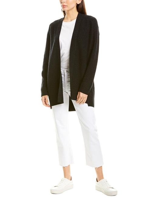 Item - Ribbed Back Wool & Cashmere-blend V635078347 Cardigan