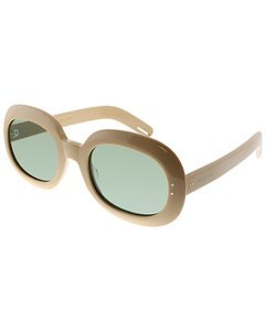 Gucci Unisex Round 56mm 889652211589 Sunglasses