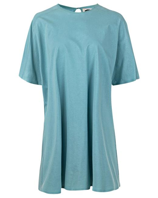 Item - Oversized Boxy Top -pre Owned Condition Good Fr40 Blouse