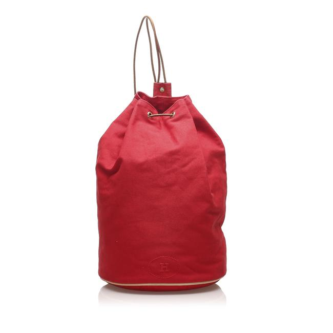 Item - Polochon Mimile Canvas Backpack