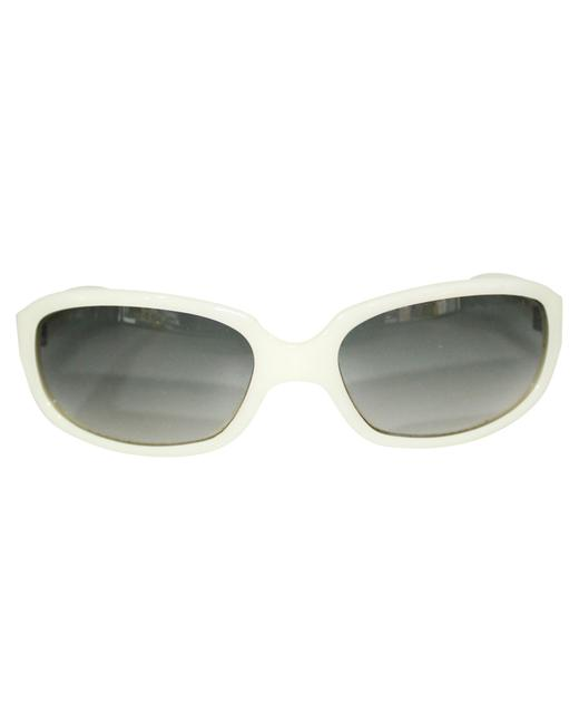 Item - D&g Ivory Frame -pre Owned Condition Good One Size Sunglasses