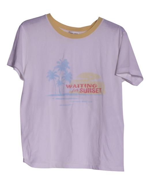 Item - Sunset Waiting For Shirt -pre Owned Condition Excellent Blouse