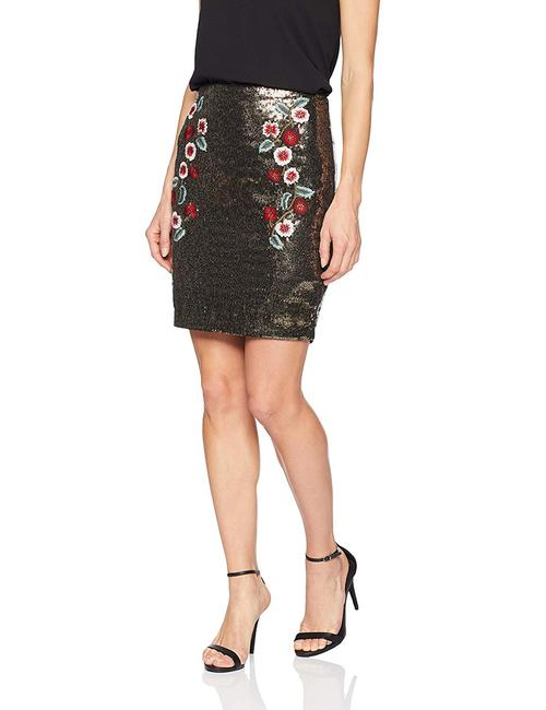 Item - Topeka Embroidered Sequin Skirt