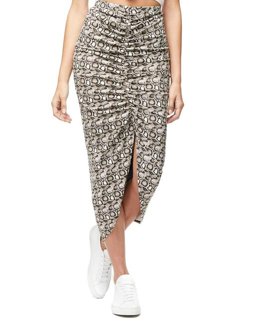 Item - The Ruched Gst0001 Skirt