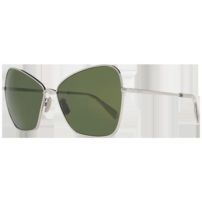 Item - Cl40080u 16n 64 Women Silver Sunglasses