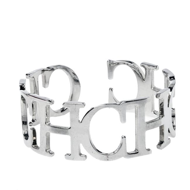 Item - Silver Tone Between The Line Cuff Bracelet Jewelry