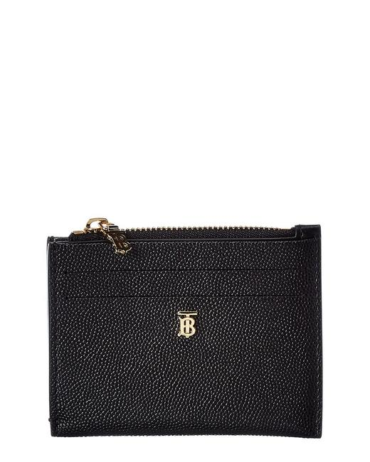 Burberry Simone Monogram Motif Grainy Leather Card Case 8018954 Wallet Burberry Simone Monogram Motif Grainy Leather Card Case 8018954 Wallet Image 1