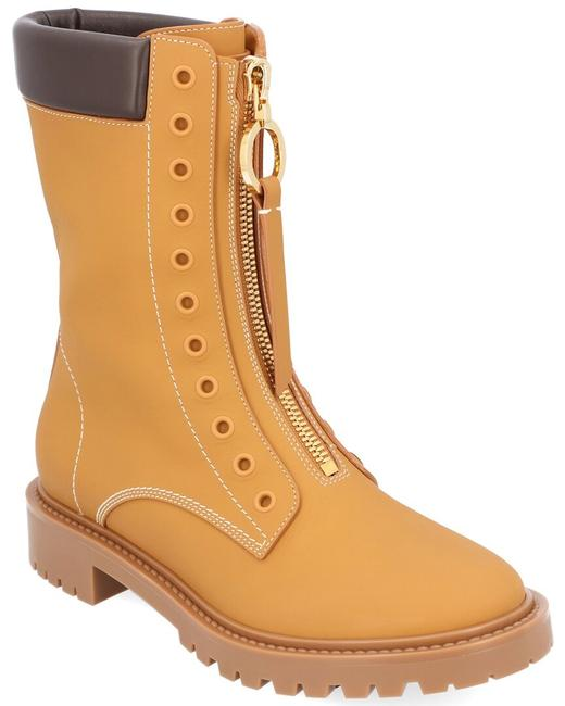 Item - Leather Kci614 Cfm S28m Boots/Booties