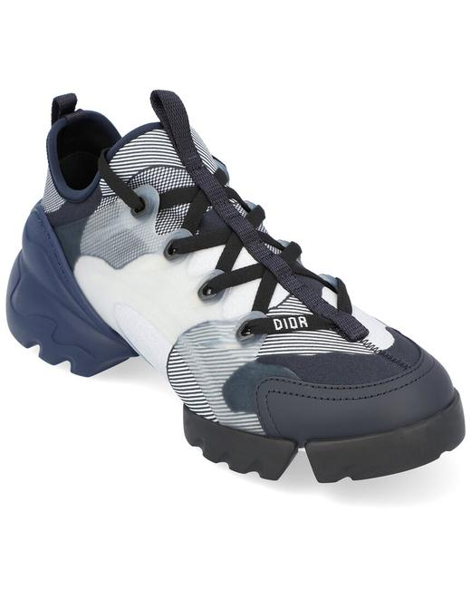 Dior D-connect Sneaker Kck275 Cjn S85b Athletic Dior D-connect Sneaker Kck275 Cjn S85b Athletic Image 1