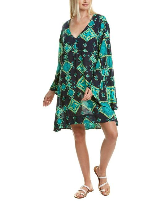 Item - Mosaic Mini Dress Vtct0115e46 Cover-up/Sarong