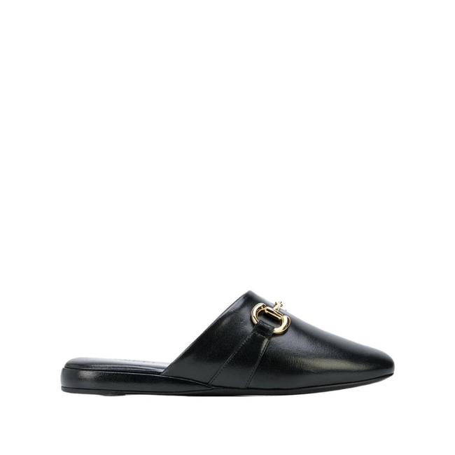 Gucci Horsebit Pericle Leather Slippers It 34 Sandals Gucci Horsebit Pericle Leather Slippers It 34 Sandals Image 1