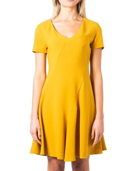 Item - Yellow Women's Cocktail Dress