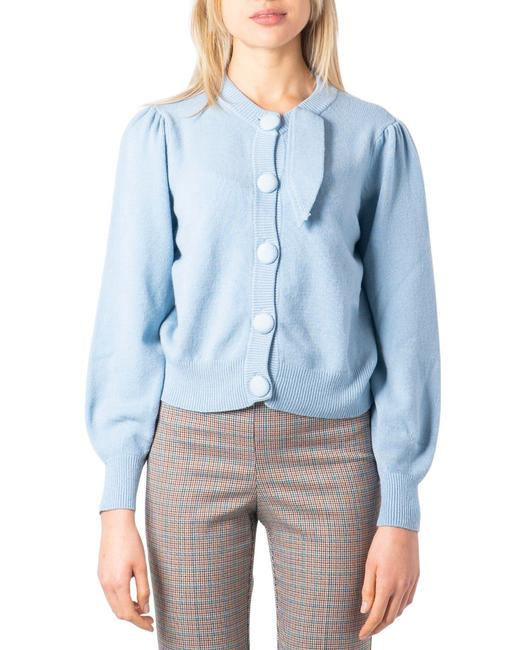 Item - Light Blue Women's Cardigan