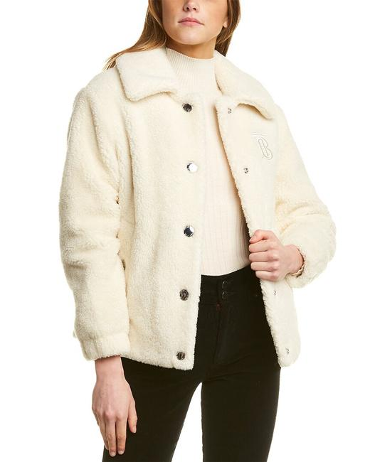 Burberry Rosewell Wool 8036148 Jacket Burberry Rosewell Wool 8036148 Jacket Image 1
