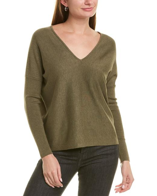 Item - Double V-neck Pa1226 Sweater/Pullover