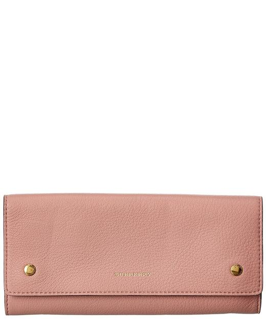 Item - Leather Continental Wallet 8005555 Accessory