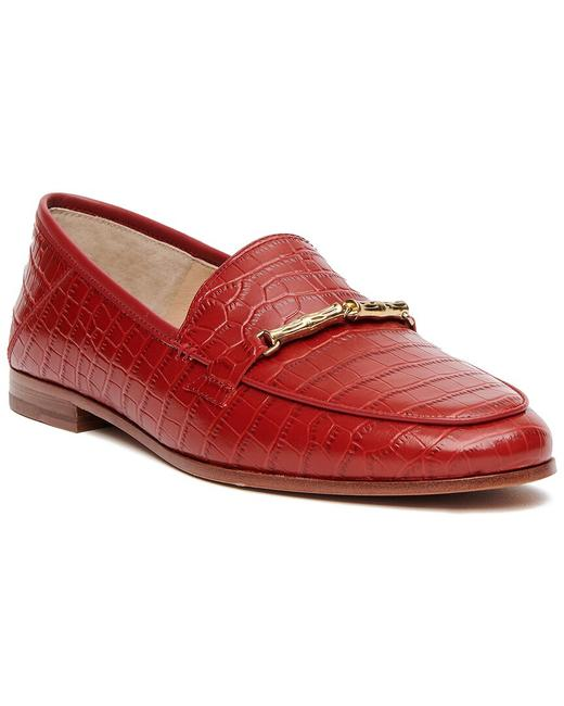 Item - Dillon Croc-embossed Leather 154381022 Loafers