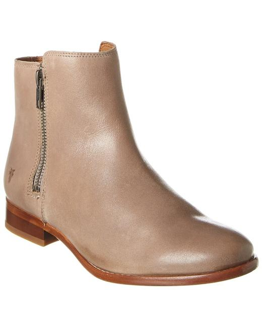 Item - Carly Leather Boots/Booties