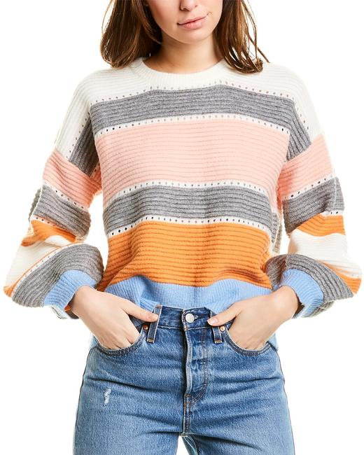 Item - Pointelle Nt19377 Sweater/Pullover