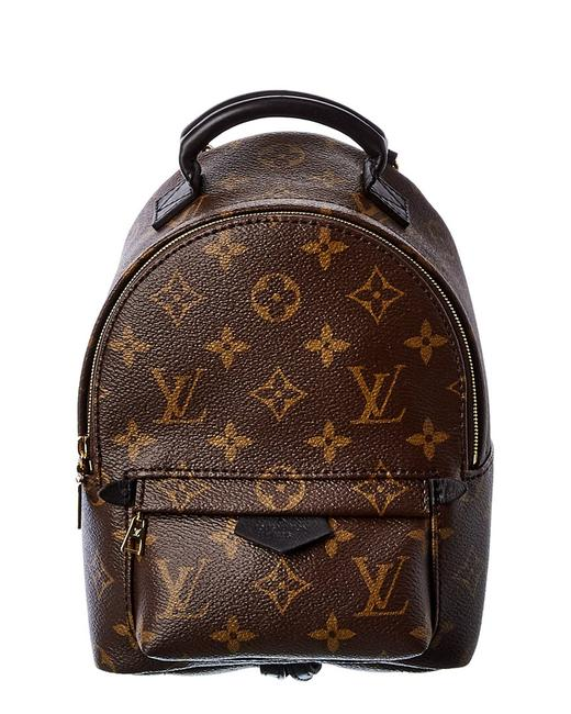 Item - Palm Springs Pre-owned Monogram Canvas Mini 2003344 Backpack
