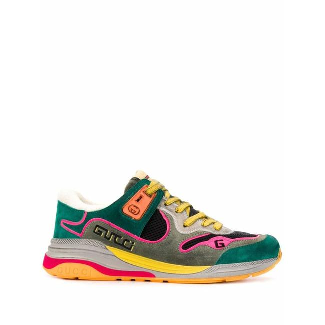 Item - Ultrapace Leather Sneakers Athletic