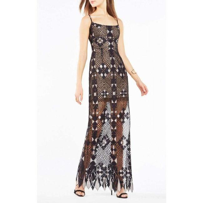 Item - Evelina Geometric Lace 4 Casual Maxi Dress