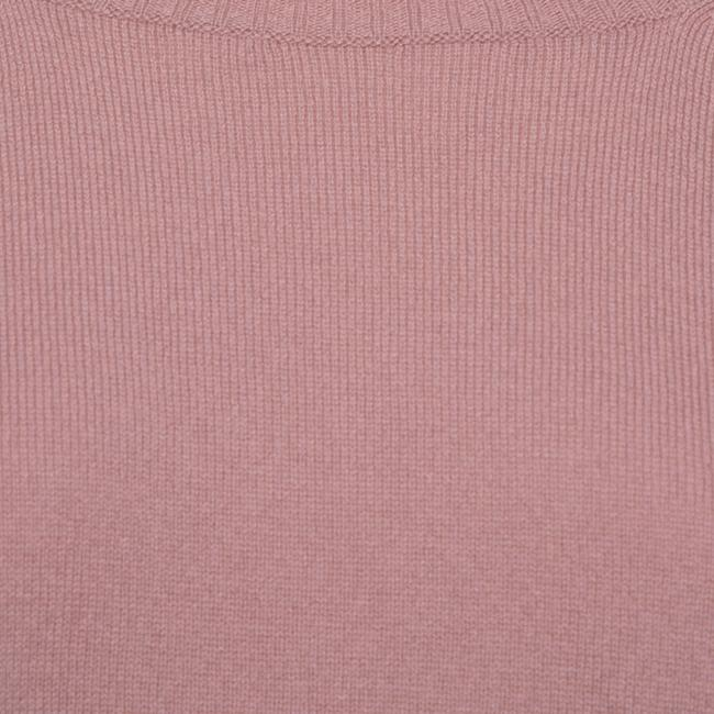 Gucci L Pink Cashmere Round Neck Sweater/Pullover Gucci L Pink Cashmere Round Neck Sweater/Pullover Image 4
