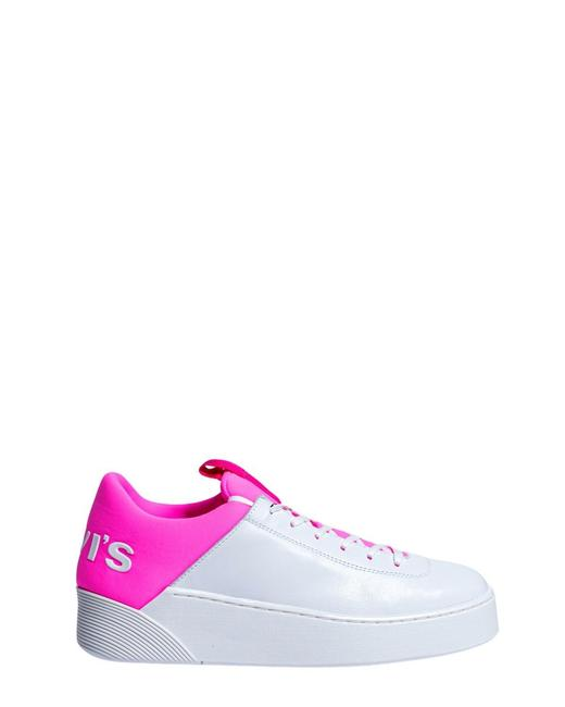 Item - Levi Strauss & Co Fuchsia Women's Sneakers Athletic