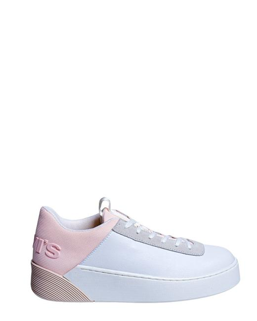 Levi Strauss & Co Pink Women's Sneakers Athletic Levi Strauss & Co Pink Women's Sneakers Athletic Image 1