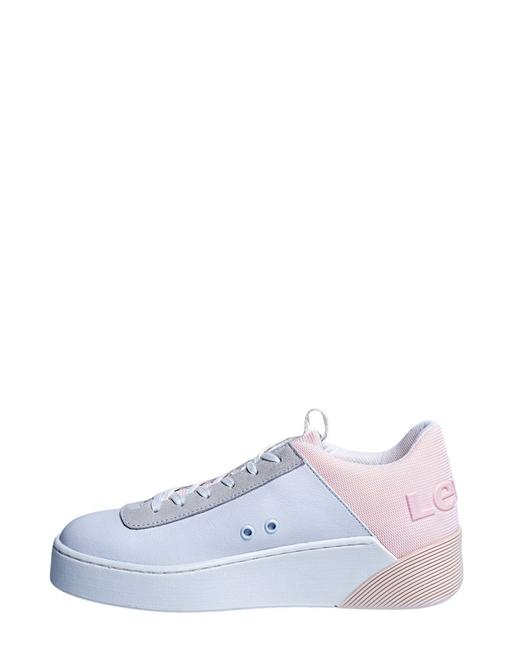 Levi Strauss & Co Pink Women's Sneakers Athletic Levi Strauss & Co Pink Women's Sneakers Athletic Image 2