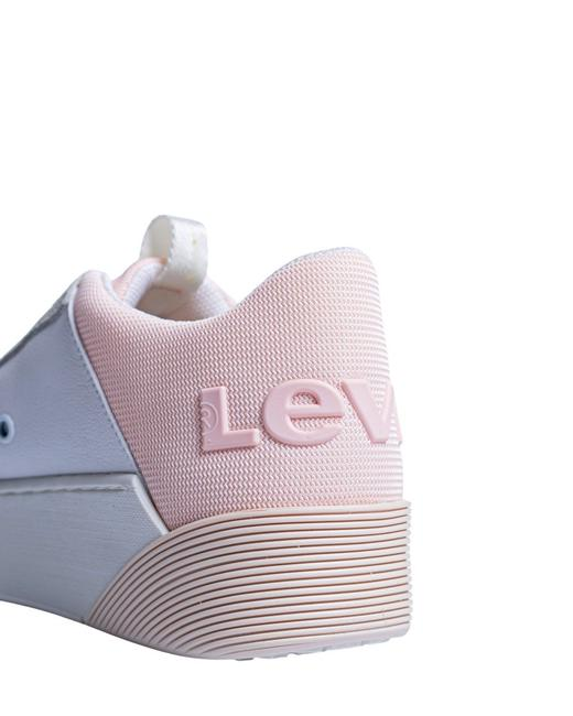 Levi Strauss & Co Pink Women's Sneakers Athletic Levi Strauss & Co Pink Women's Sneakers Athletic Image 3