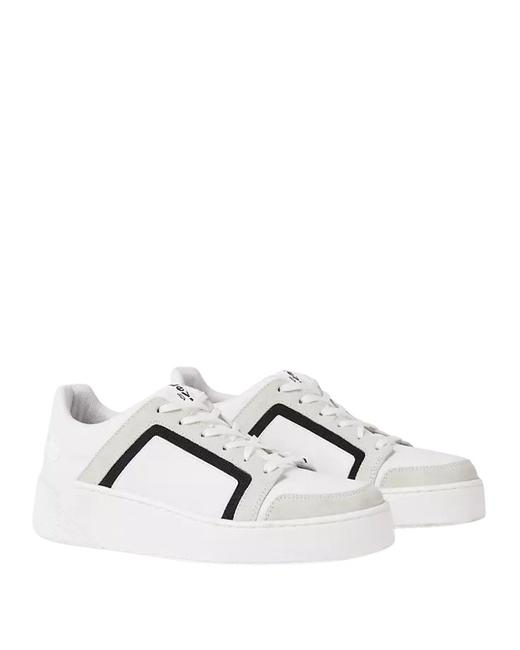 Levi's Levi Strauss & Co White Women's Sneakers Athletic Levi's Levi Strauss & Co White Women's Sneakers Athletic Image 1