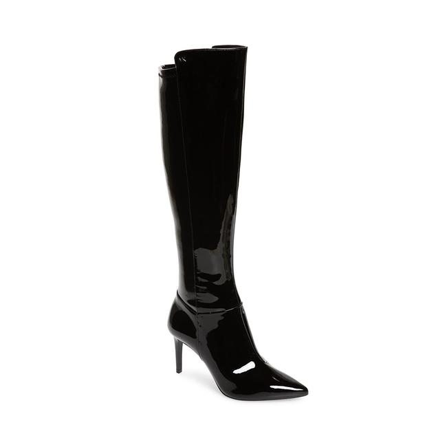Item - Women's Patent Leather Dorothy Flex Tall Black Boots/Booties