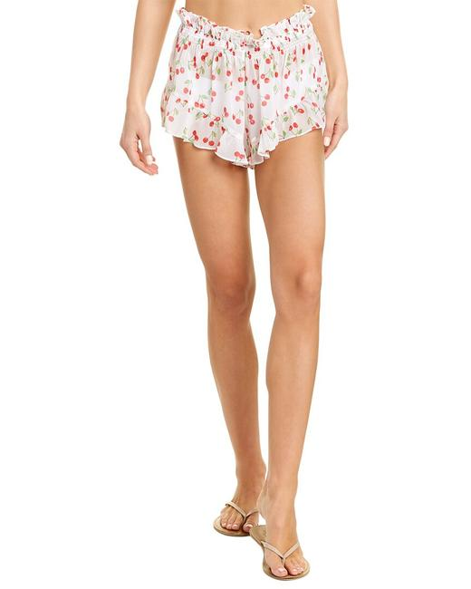 Item - Ruffle Short Mp02fpps20 Cover-up/Sarong