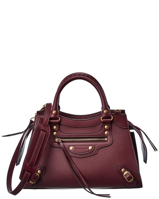 Item - Neo Classic Small Leather 638521 11r11 6117 Shoulder Bag