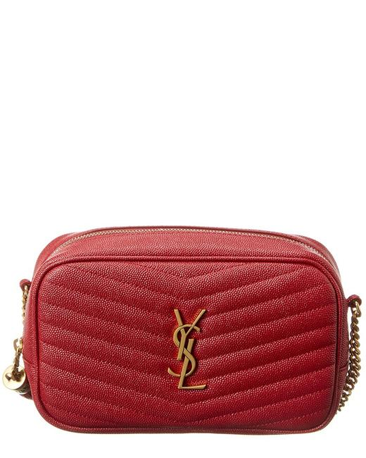Item - Lou Mini Quilted Leather 612579 1gf07 6008 Cross Body Bag