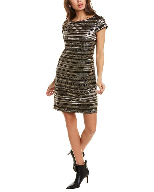 Item - Sequin Shift Vc9m0030 Short Casual Dress