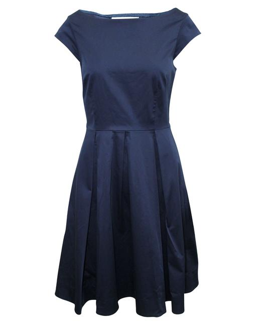 Item - Navy Blue -pre Owned Condition Very Good Us8 Cocktail Dress