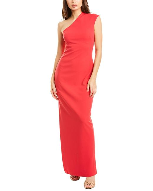 Item - One-shoulder Gown Vc0m0668 Casual Maxi Dress
