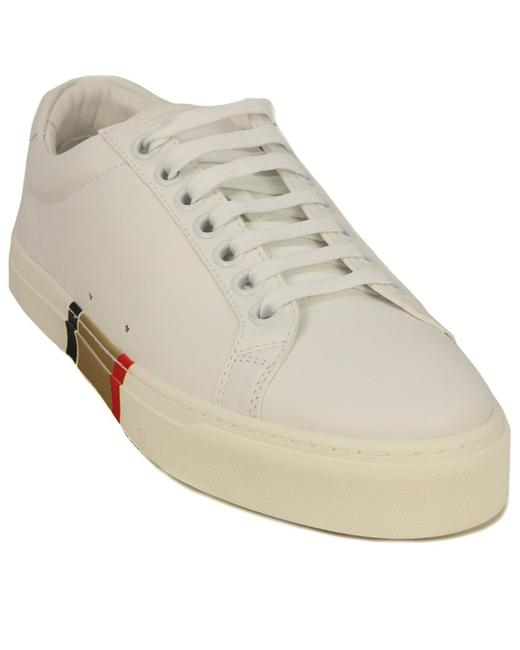Item - Leather Sneaker 8031221 Athletic