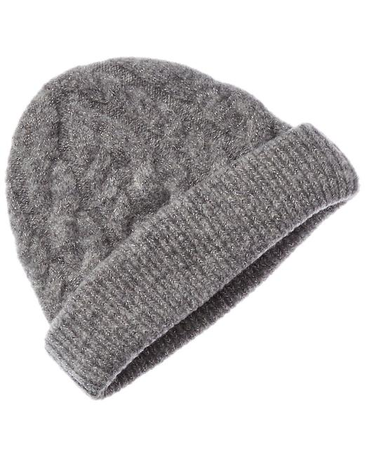 Item - Roan Cabled Wool-blend Beanie 24391-07520 Hat