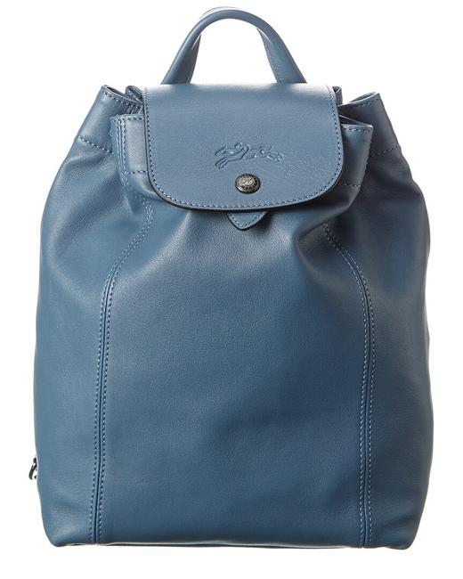 Item - Pliage Cuir Leather 10089 757 743 Backpack