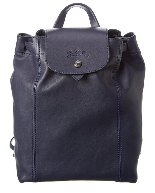 Item - Pliage Cuir Leather 10089 757 556 Backpack